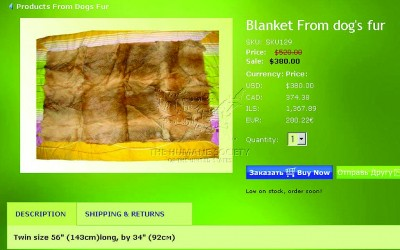 Queens Merchant Caught Selling Dog Fur Products