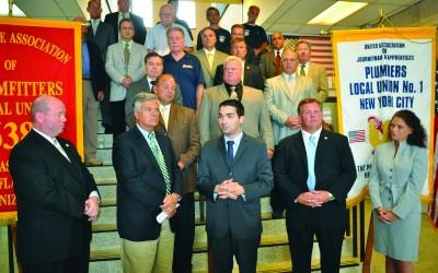 Ulrich Picks Up Endorsements in State Senate Race