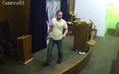 Prayers Answered: Cops Capture Thief Who Stole During Worship