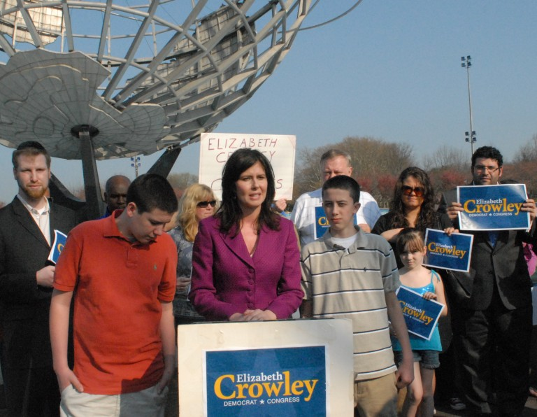 Crowley Knocked off District Leader Ballot, Unsure of Party Support