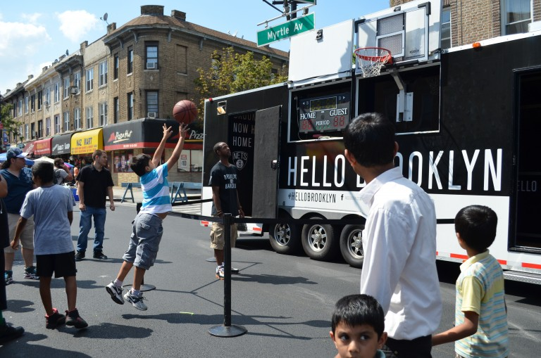 Locals Enjoy Myrtle Ave Festival in Ridgewood