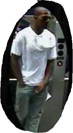 Police Search for A Train Robbery Suspect