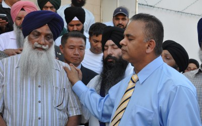 Queens' Sikh Community and Elected Officials Mourn After Wisconsin Tragedy