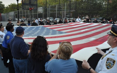 Queens Celebrates National Night Out Against Crime
