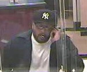 Police Search for Chase Bank Robber