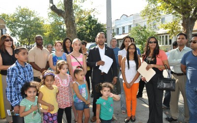Adorno Calls for Stop Sign at Ozone Park Intersection