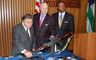 Officials Praise Guns for Cash Program