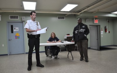Grand Larcenies Down, Burglaries Up In The 104 Precinct