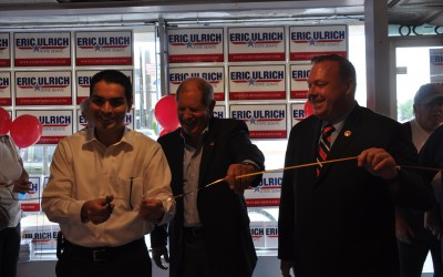 Ulrich Campaign Office Opens