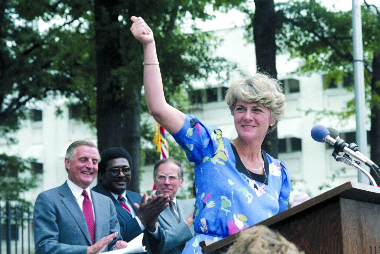 Street Renaming to Honor Geraldine Ferraro