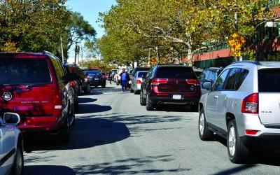 School Traffic, Parking Presents Danger To Kids