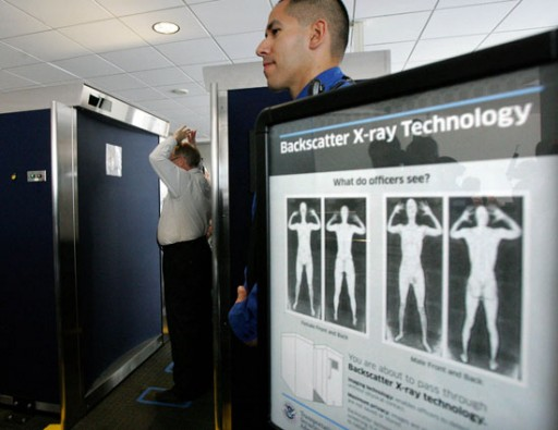 NY Airports Will Remove Full Body Scanners