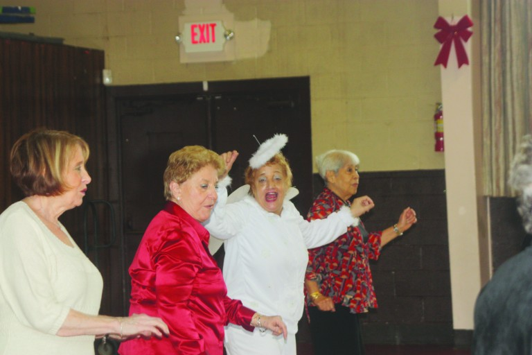 St. Helen's Saves Sandy Seniors