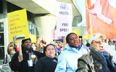 On the Verge of a Strike, JFK Security Guards Head Back to the Bargaining Table