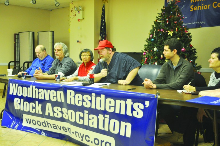 WRBA Calls For Woodhaven To Be in One District