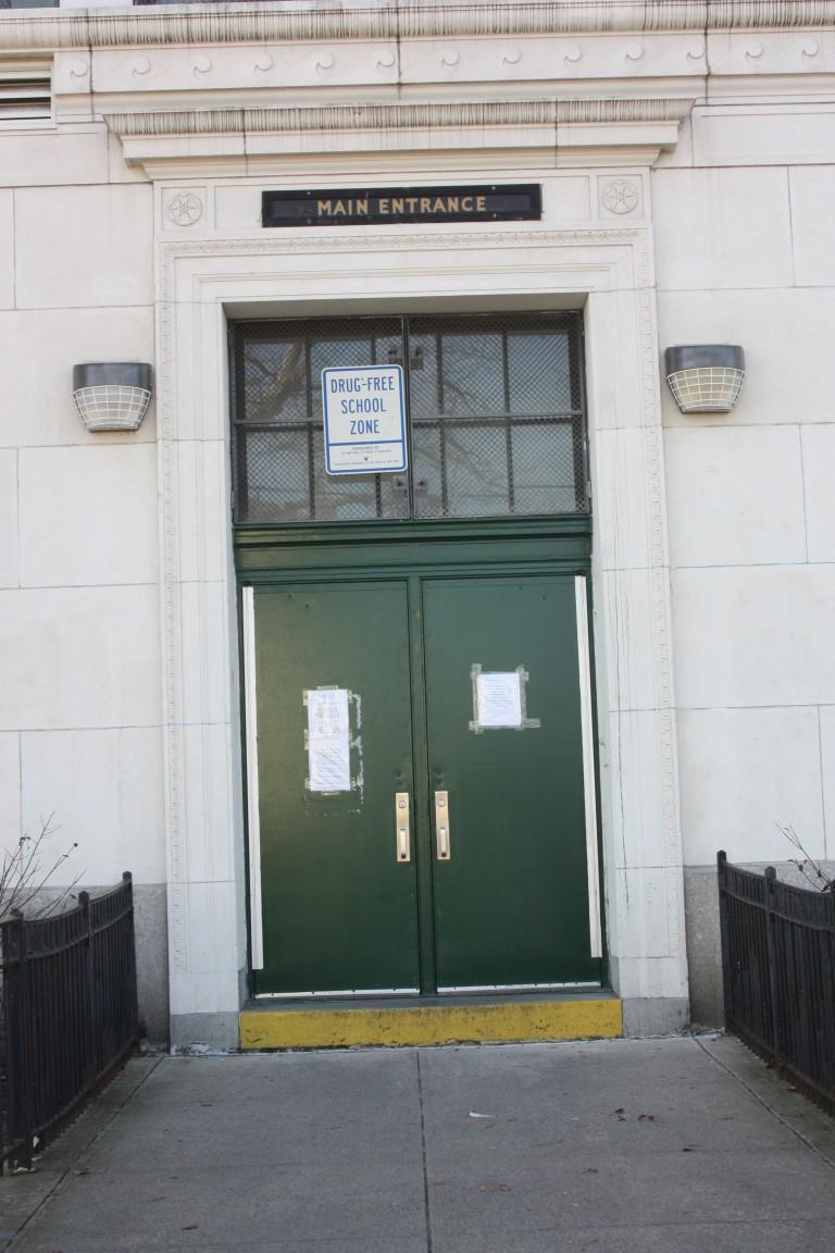 School Entrance Doors : Parents balk over schools open door policy the forum