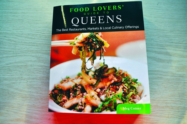 New Book Offers Culinary Guide of Queens