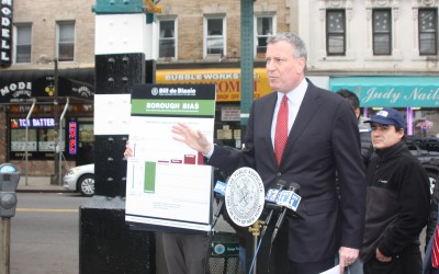 "Public Advocate Unveils ""Boro Bias"" — Queens businesses inspected 16% more often than Manhattan's, receive 22% more fines from Consumer Affairs"