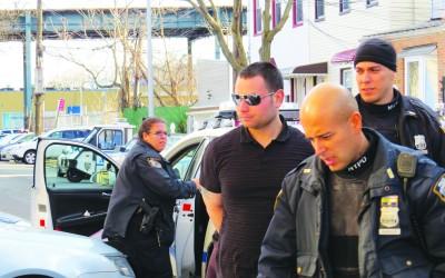 Cops Nab  Gas Station Robber