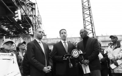 South Queens' Lawmakers Urge Restoration of Rockaway Beach Rail Line