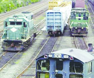 Pols Call for Upgrades to Diesel Trains