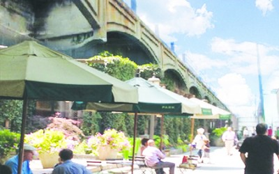 Queens' 'High-Line' Plans Moving Forward — Environmental partner seeks company for feasibility study