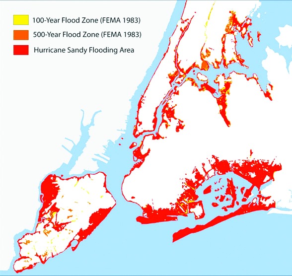 Nys Elevation Map.Advisory Release For Fema Revisions New Maps Offer Comfort