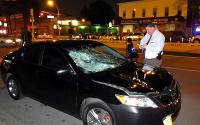 Woodhaven Man Killed While Crossing