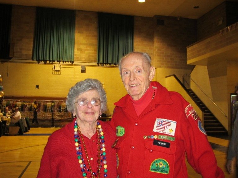 Roger Hennin Remembered – Beloved Woodhaven civic activist passes