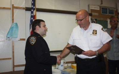 106 Cop of the Month Grabs Loaded Gun