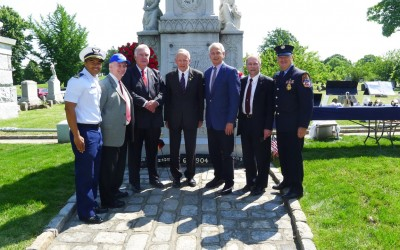 JPCA President Bob Holden Honored