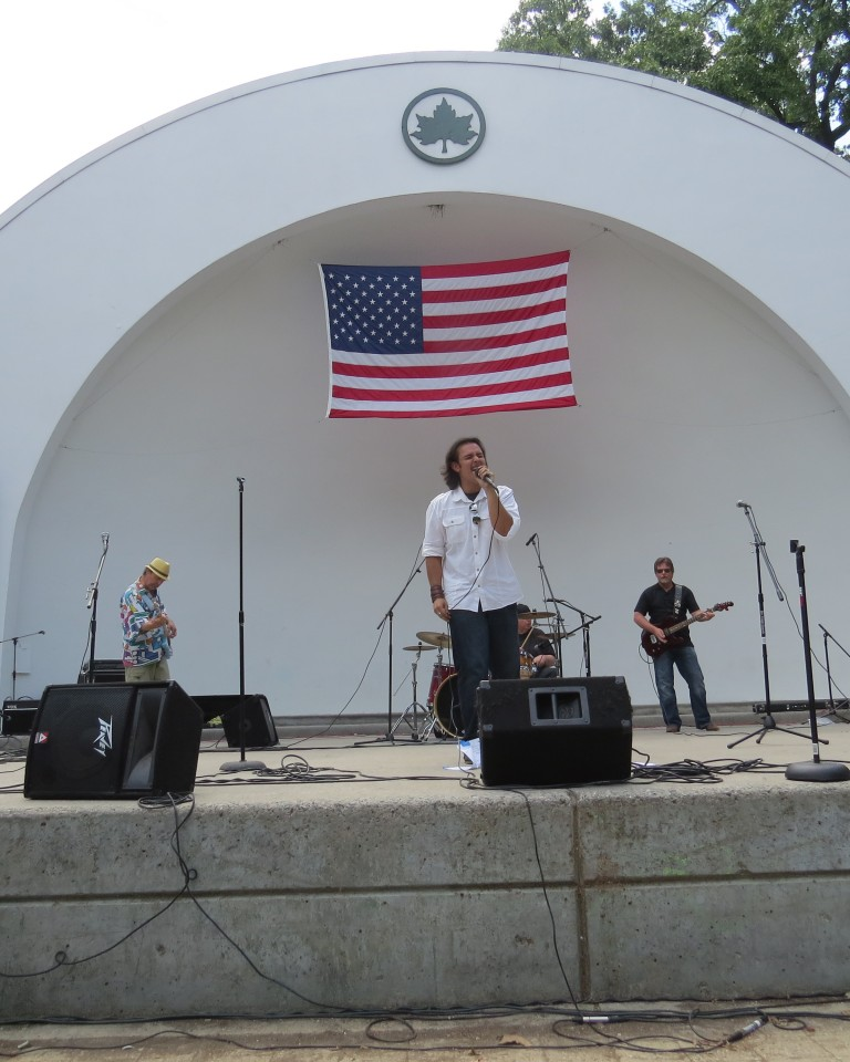 Forest Park Concert Rocks For Music Lovers Of All Ages