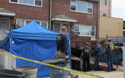 F.B.I. Starts Dig in Ozone Park – Looking for human remains at former home of mobster Jimmy Burke