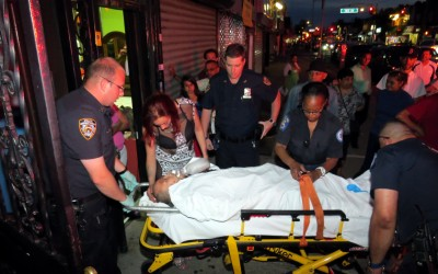 Man Rushed to Hospital After Liberty Avenue Stabbing