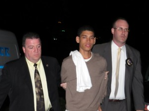 Wilson Rivera, 19, of South Ozone Park, was arrested Tuesday and charged in the murder of Danthony McDonald.