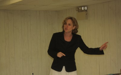 Lindenwood Alliance Hosts Last Meeting Of Season – Melinda Katz speaks on borough presidency