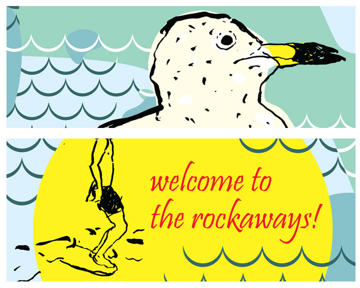 Beautifying Rockaway's Barrier – Call for volunteers to help with painting