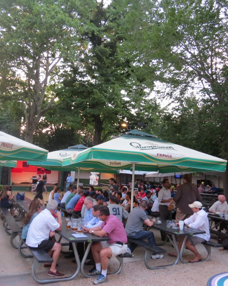 Bohemian Hall Beer Garden Serves Up Family Fun This Summer With A Side Of Cold Brews The
