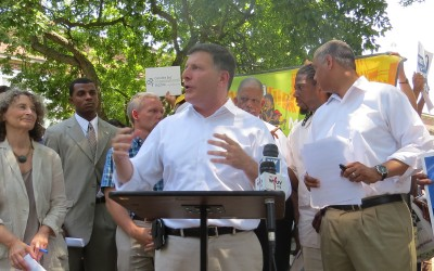 Mayor Vetoes Community Safety Act – Some Queens pols vow veto overrides, others praise Bloomberg