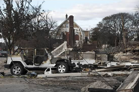 'An Avoidable Travesty' – Breezy Point residents sue LIPA, National Grid over Hurricane Sandy fi res