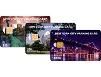 NYC Parking Card