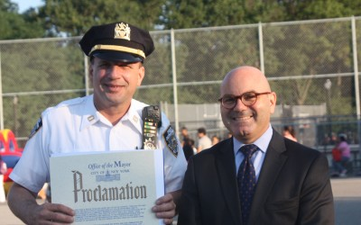 Good Night (Out) – Area precincts host national Night Out Against Crime