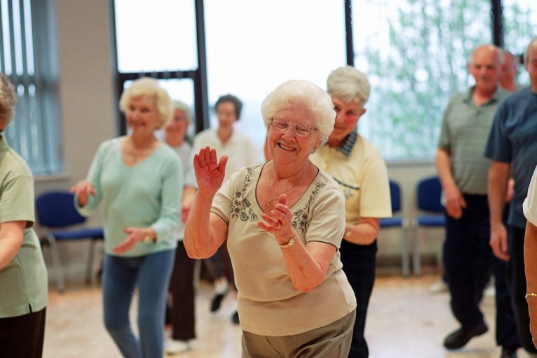 From Fighting Dementia to Living Longer, Plenty of Reasons for Seniors to DanceLet'sDance