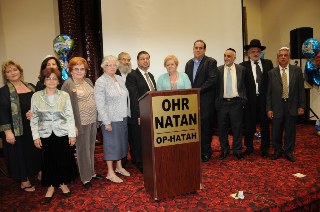 Elected officials and Ohr Natan representatives said the center plays an important role in the community, serving about 1,000 families, and should remain in its Rego Park spot. Photos Courtesy of Ohr Natan