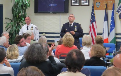 112th Precinct Community Council Answers Questions