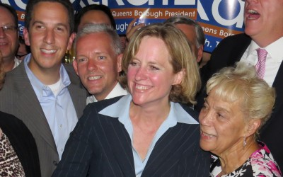 Melinda – The Katz That Won – Defeats Peter Vallone 44% to 33%, will face Republican Aurelio Arcabascio in November