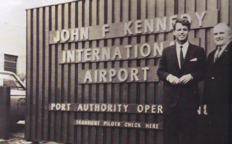 Celebrating 50 Years Of The JFK International Airport – Hundreds gather in Howard Beach to mark the anniversary