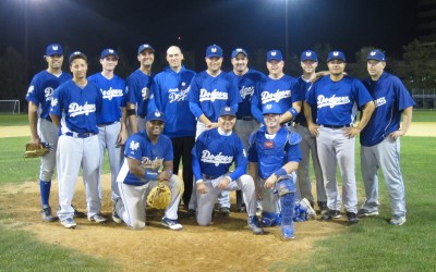 Midville Dodger Dominance – Capture third straight Long Island Crown
