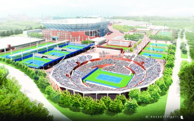 Cuomo Green-Lights Plan To Expand National Tennis Center