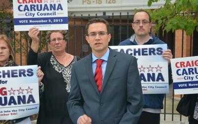 Caruana, Teachers Slam City Over Common Core